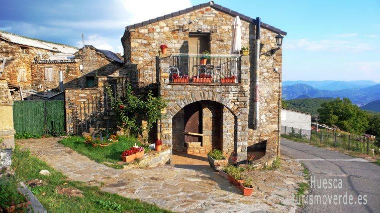 TURISMO VERDE HUESCA. Casa Ambrosio