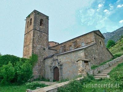 TURISMO VERDE HUESCA. Monasterio de San Victorian